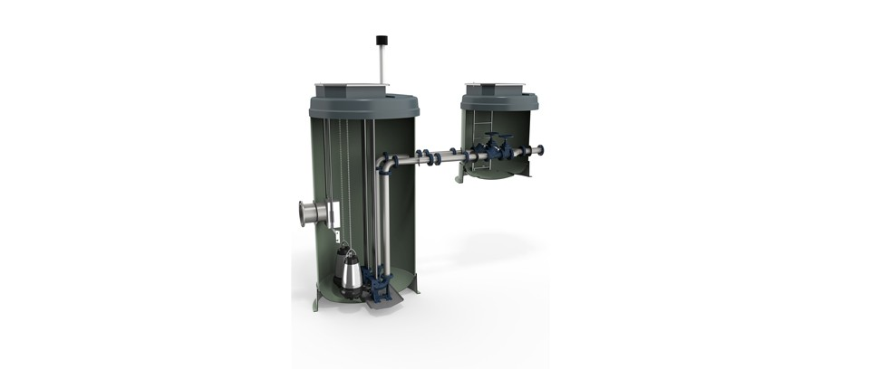 WASTEWATER PUMPING STATIONS